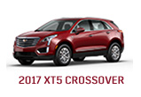 2017 XT5 CROSSOVER