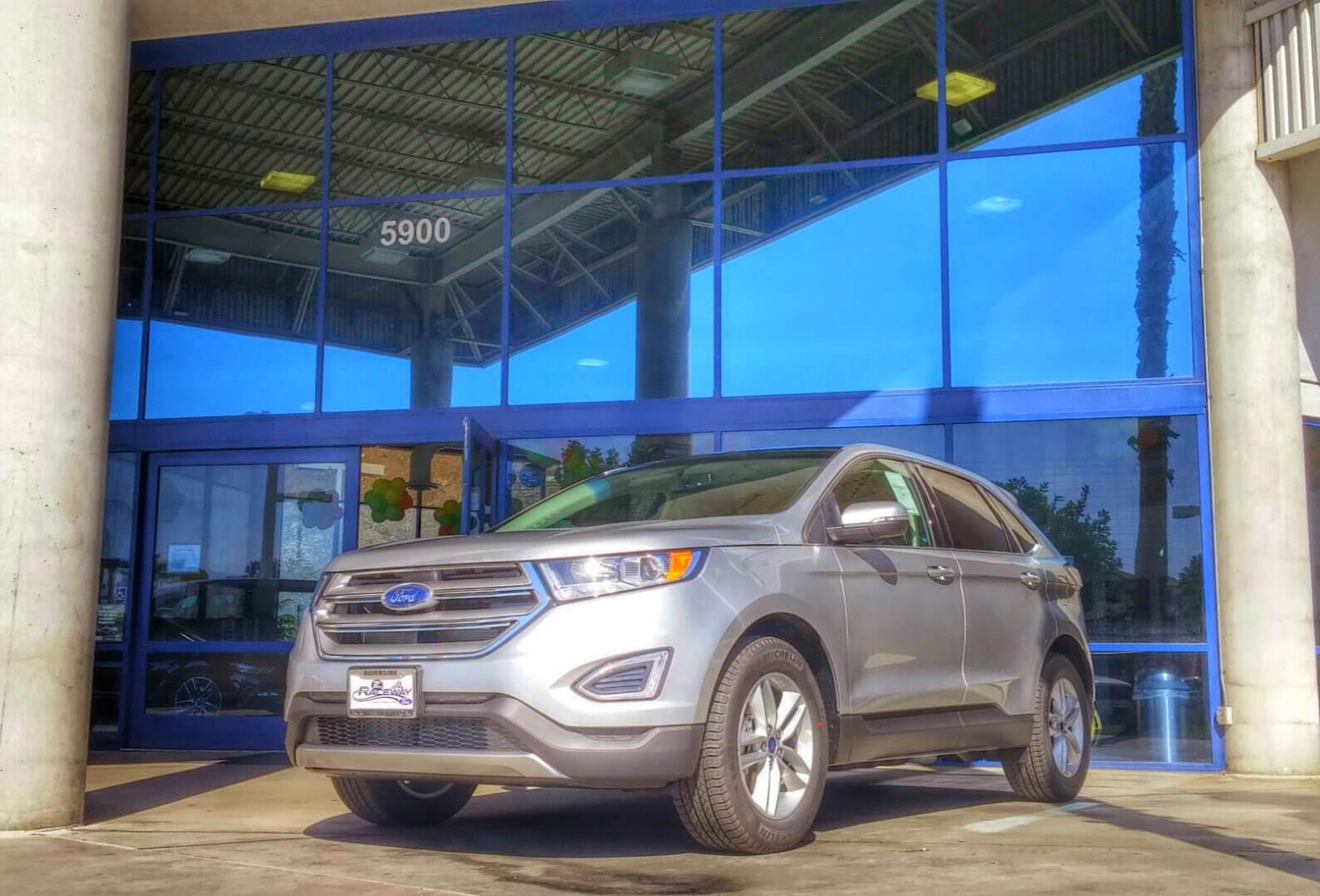 The All New  Edge Is Here In Riverside