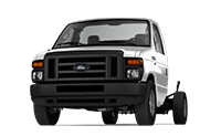 New Raceway Ford Econoline Cutaway SD Van