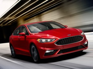 See the 2017 Ford Fusion at  Raceway Ford in Riverside CA!