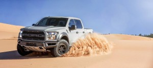 See the all-new 2017 F-150 Raptor first at Raceway Ford in Riverside, CA!