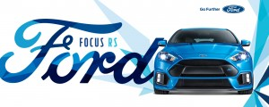 Reserve your Focus RS at Raceway Ford today