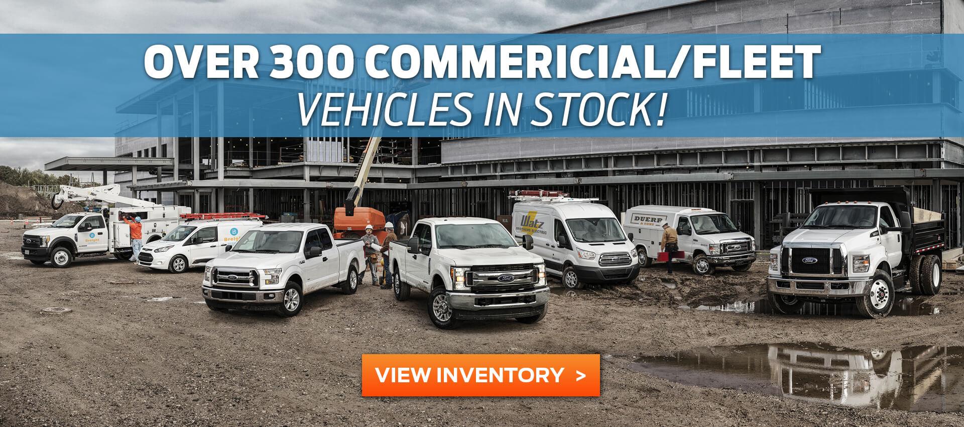 Commercial/Fleet
