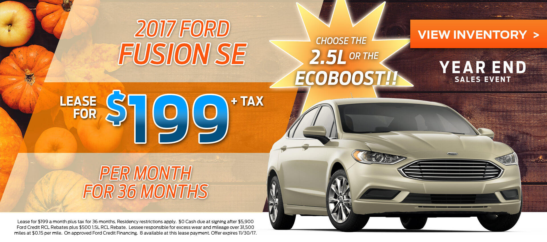Fusion Lease High Rate