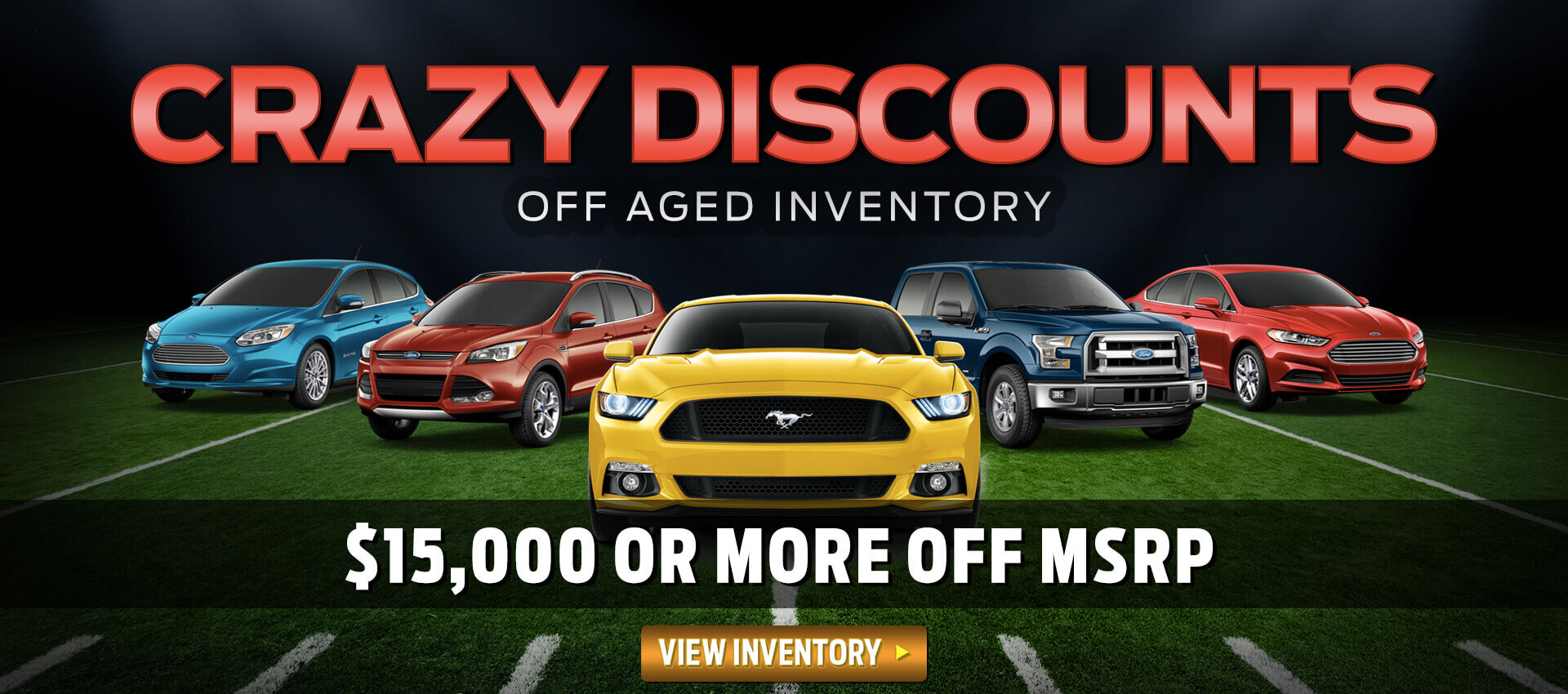 Aged Discounts