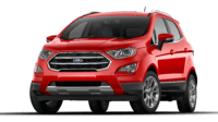 Ford EcoSport in March Air Reserve Base