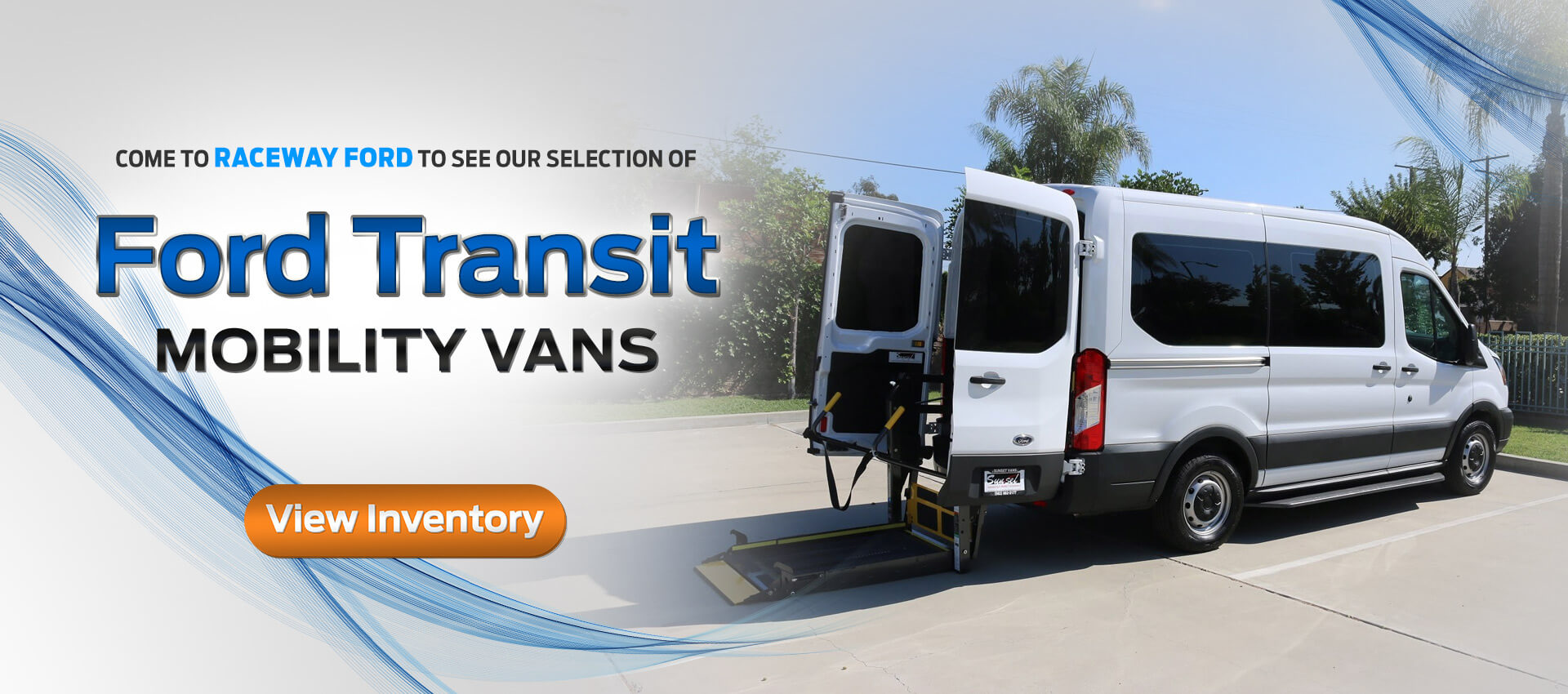 Transit Mobility Van