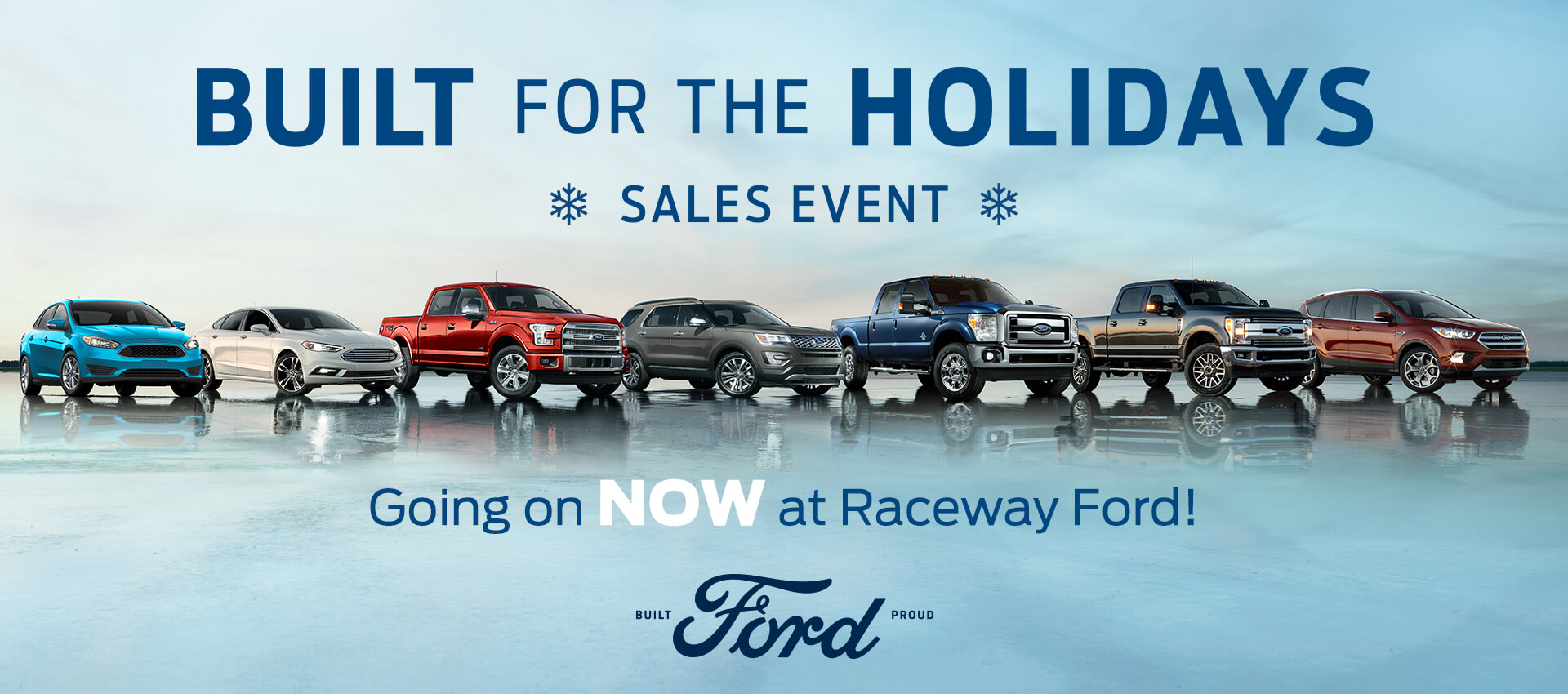 Ford Holiday