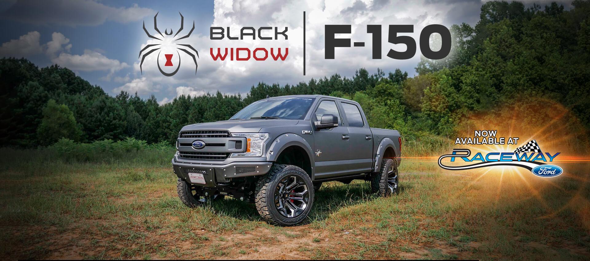 Black Widow F150