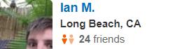 Manhattan Beach, CA Yelp Review