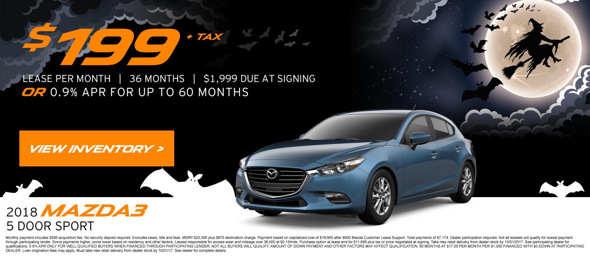 Mazda3 Liftback