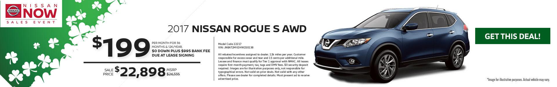 Rogue SRP