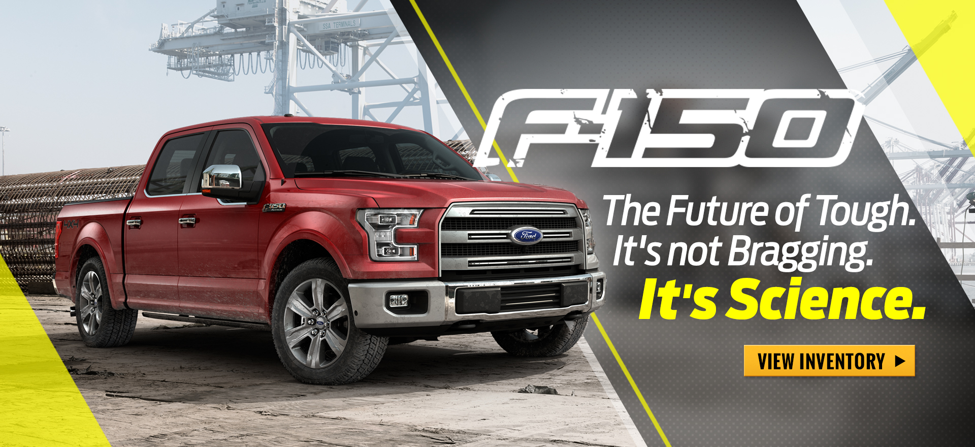 F-150 Canned Banner