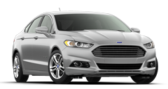 New Sunrise Ford Fusion Hybrid Fontana