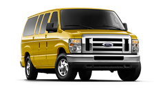 New Sunrise Ford Econoline E-350