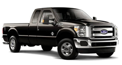 New Sunrise Ford F-350