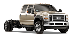 New Sunrise Ford F-550
