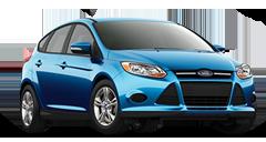 New Sunrise Ford Focus