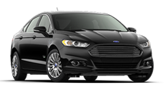 New Sunrise Ford Fusion