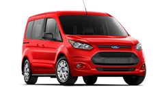 New Sunrise Ford Transit Connect Wagon