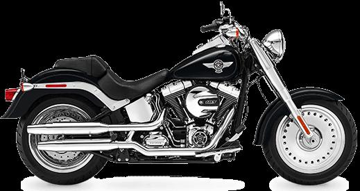 Harley Davidson Staten Island Fat Boy