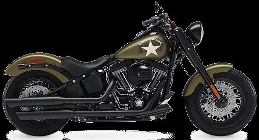 Harley Davidson Staten Island Softail Slim® S