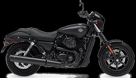 Harley Davidson Staten Island Street 500