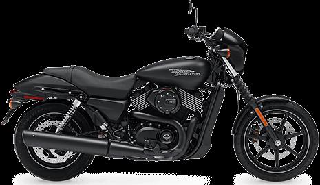 Harley Davidson Staten Island Street 750
