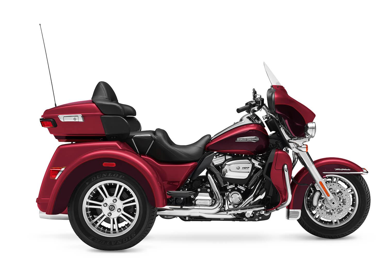 Harley Davidson Staten Island Tri Glide Ultra