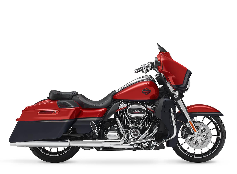 Harley Davidson Staten Island CVO Street Glide
