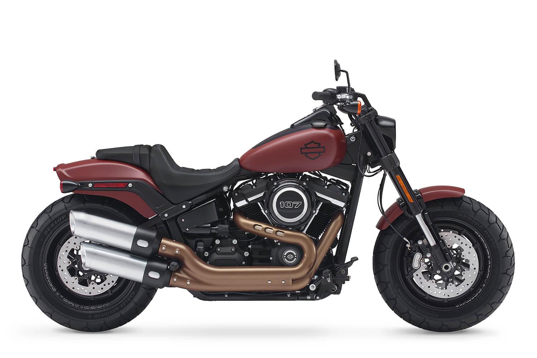 Harley Davidson Staten Island Fat Bob