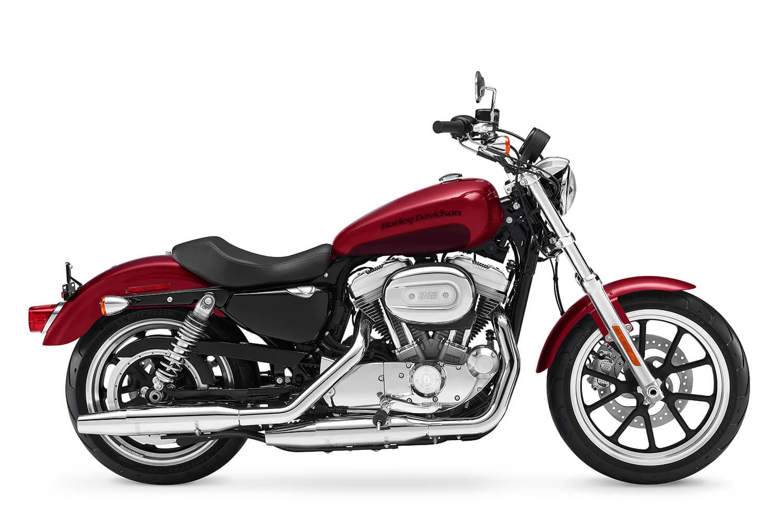 Harley Davidson Staten Island SuperLow 1200T
