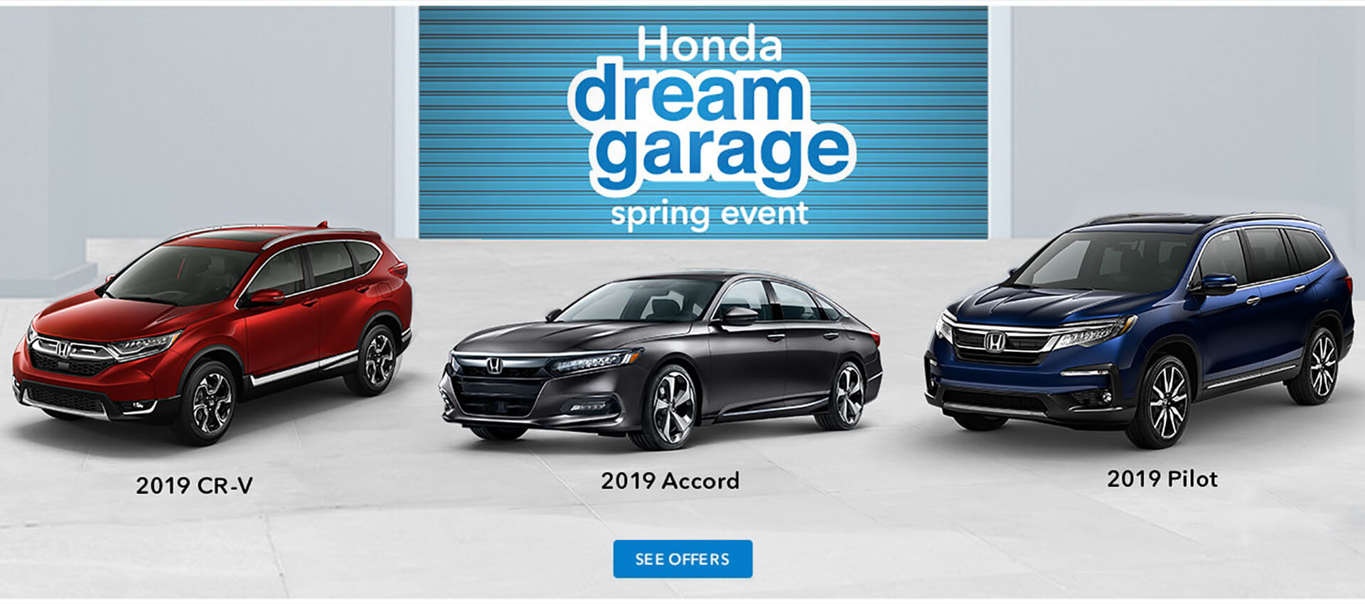 Dream Garage Spring Event