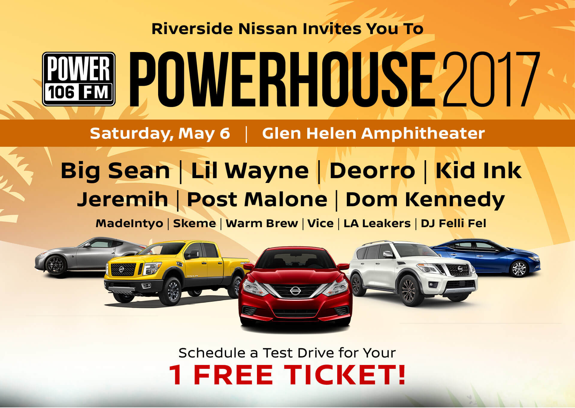Powerhouse Riverside Nissan