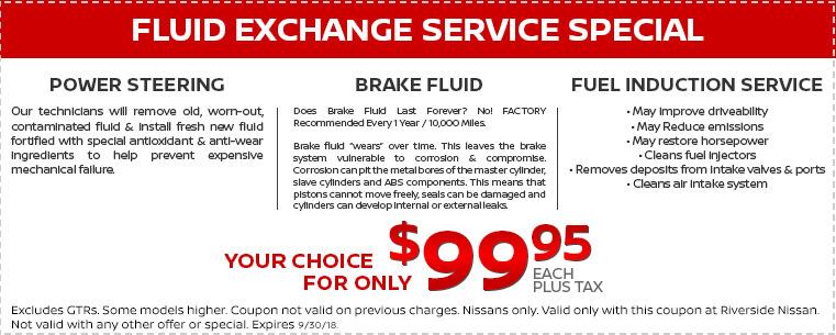 Fluid Exchange