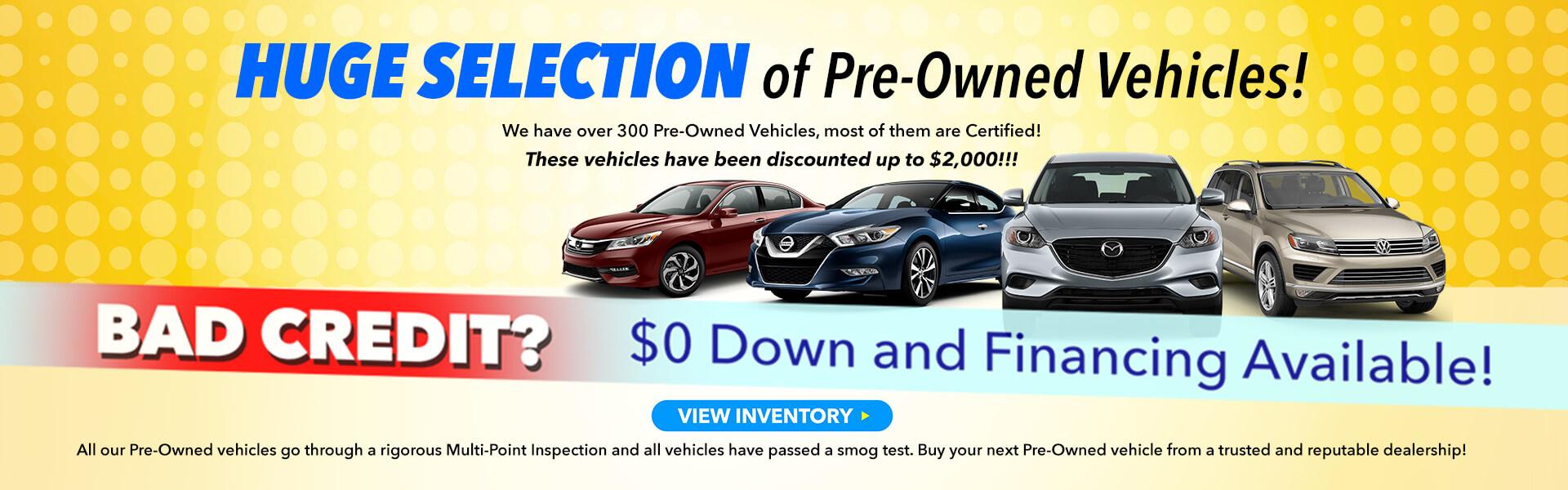 Riverside Honda Hyundai Mazda Nissan Volkswagen Dealer | Riverside ...