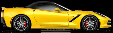 Martin Chevrolet Corvette