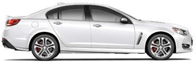 Martin Chevrolet SS Sedan