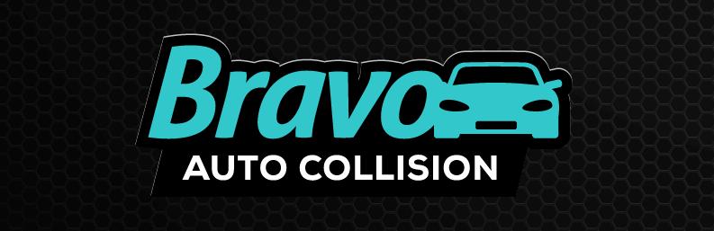 Bravo Auto Collision Logo