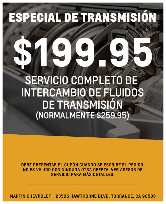 Transmission Special