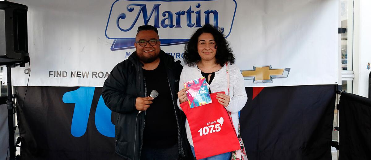 Orlando Panda en Martin Chevrolet