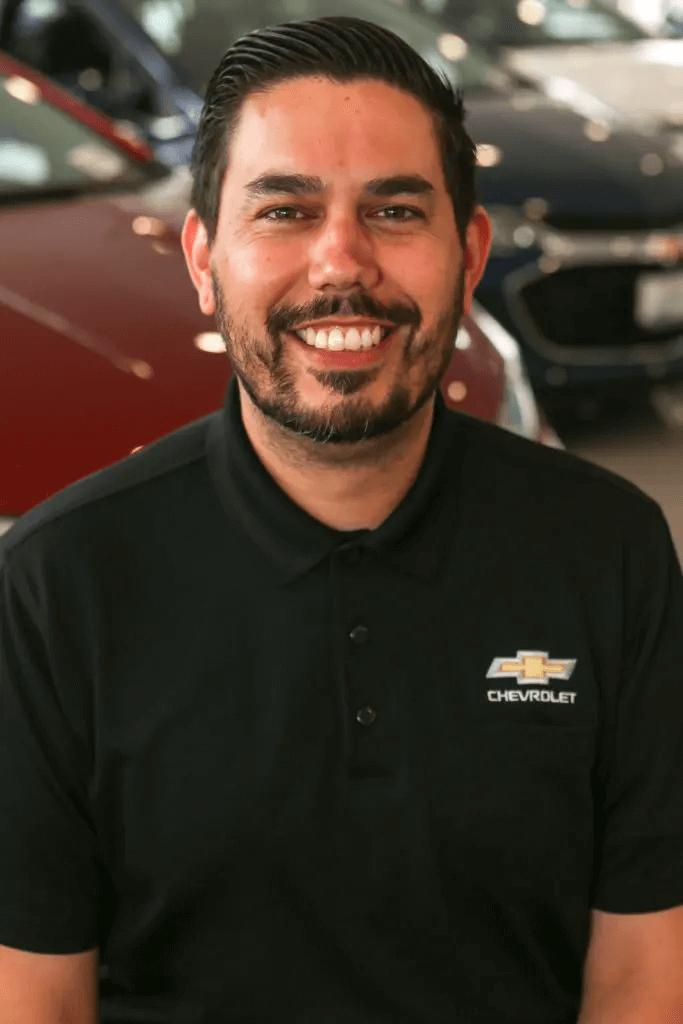 Chris Acevedo