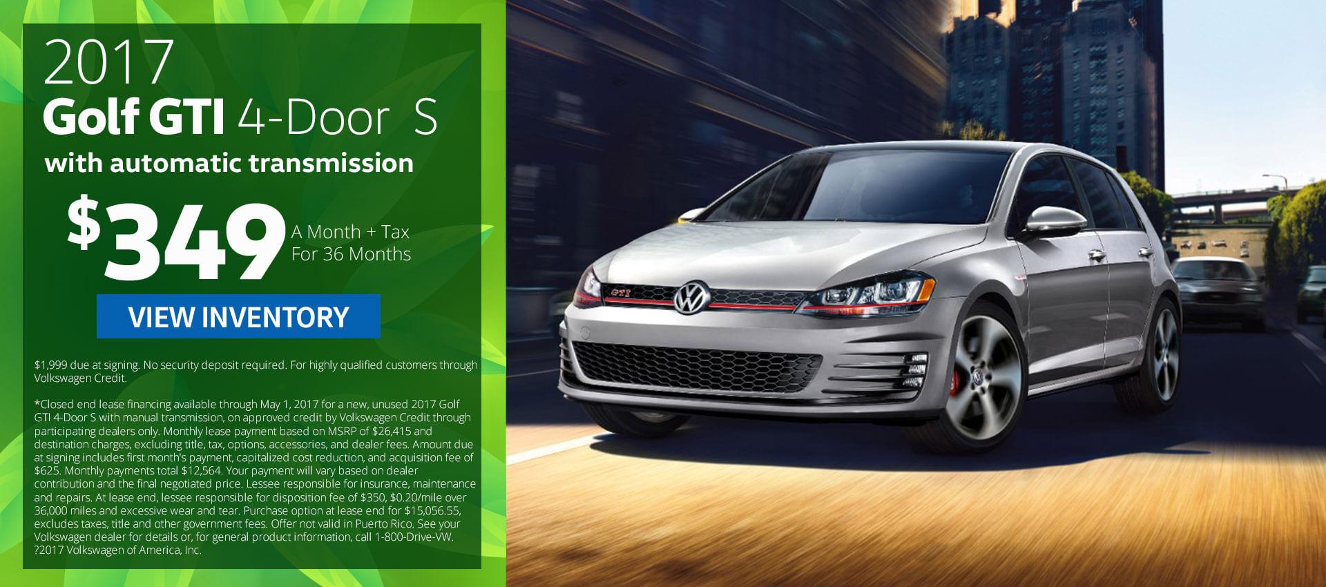 Golf GTI HP