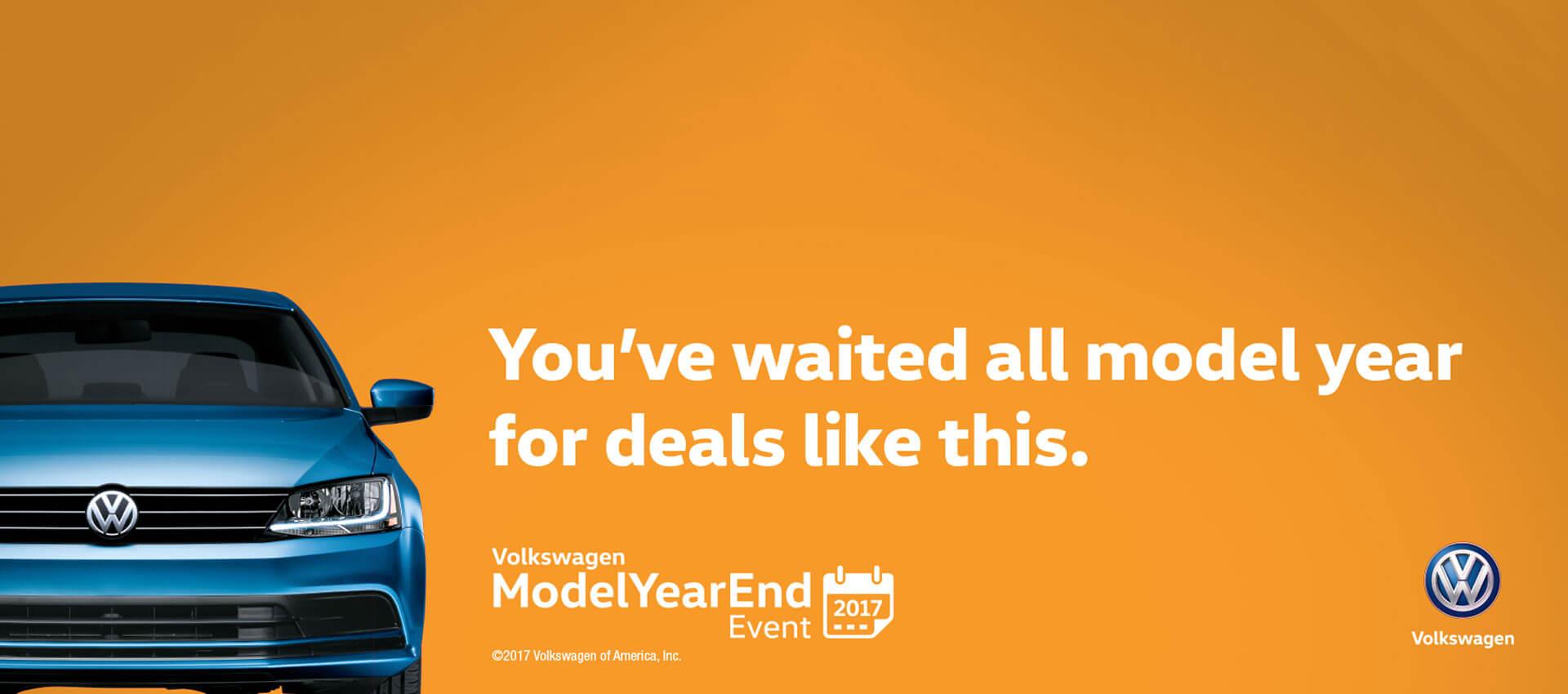 Model Year End