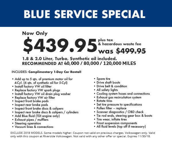 4 - Blue Service