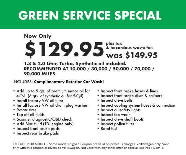 2 - Green Service