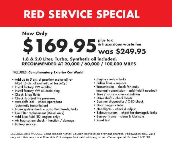 3 - Red Service