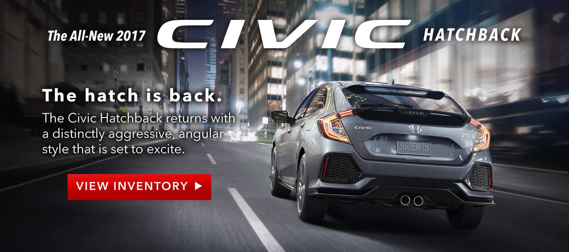 Civic Hatchback (Canned)