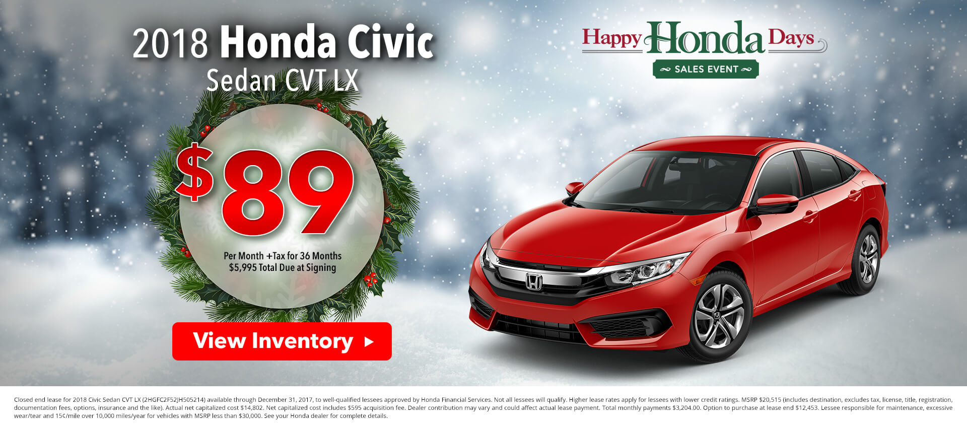 Civic HP