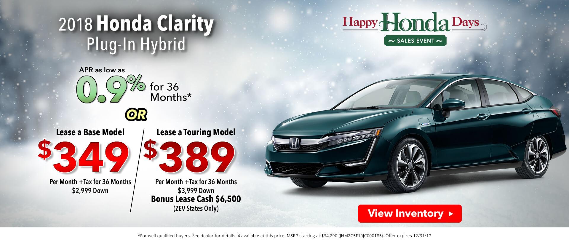 Clarity HP